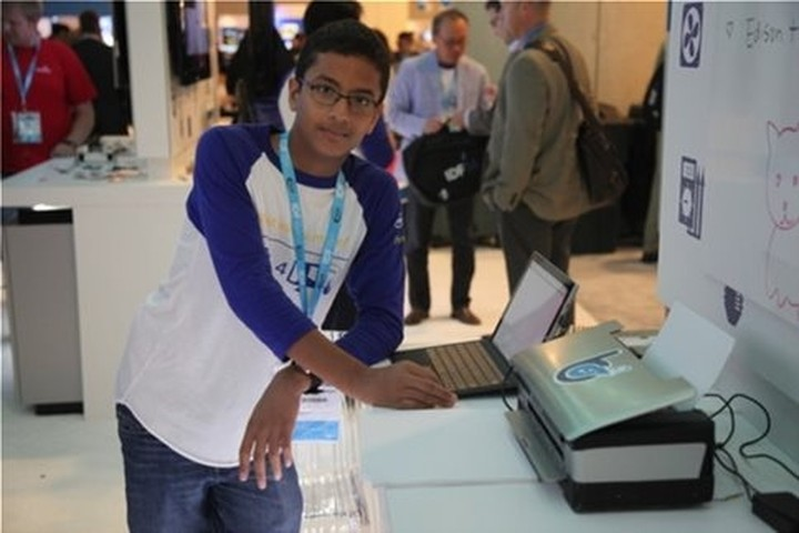 Επενδυτές στηρίζουν 13χρονο! για να κατασκευάσει φθηνό εκτυπωτή Μπράιγ