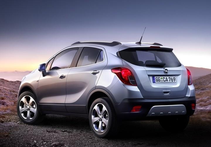 Opel Mokka με κινητήρα ντίζελ 1.6 CDTI