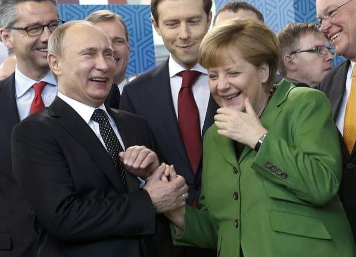 Forbes: Ο Πούτιν ο ισχυρότερος του πλανήτη, πέμπτη και πρώτη γυναίκα η Μέρκελ