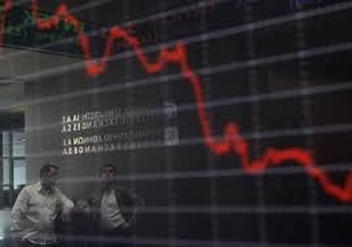 Πτώση πάνω από 3,5% στο Χρηματιστήριο Αθηνών