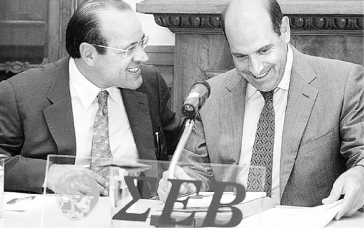 Γιατί οι πρόεδροι του ΣΕΒ πουλάνε τις εταιρείες τους; - Οι παράλληλοι βίοι Δασκαλόπουλου-Κυριακόπουλου