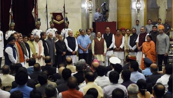 Ανασχηματισμός στην Ινδία με υπουργείο... Γιόγκα και Αγιουρβέδα