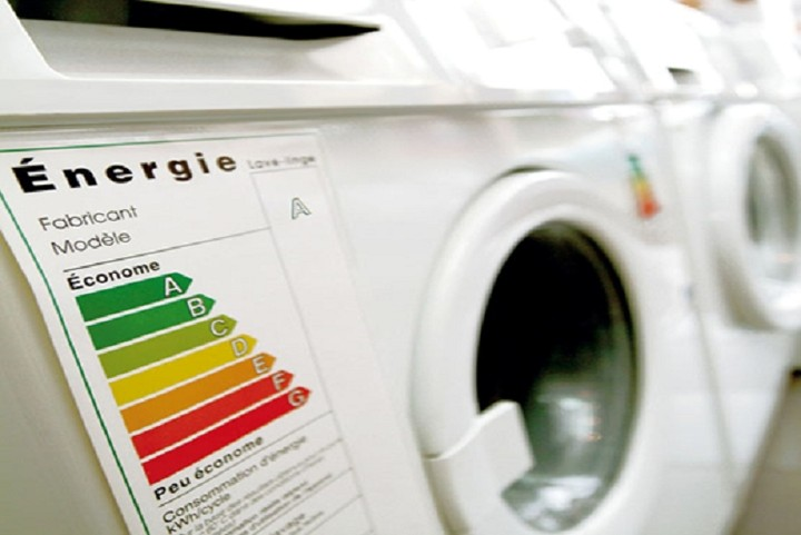 Ετικέτα ενεργειακής κατανάλωσης για τα πλυντήρια ρούχων