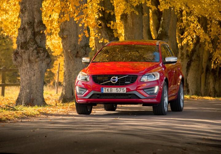 Η Volvo ξεκινά την παραγωγή του XC60 στην Κίνα