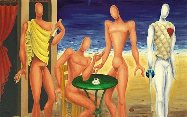 Δημοπρασία ελληνικών έργων από τον οίκο Sotheby's: Δείτε τα