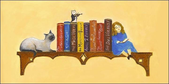 Πρόγραμμα συγκέντρωσης βιβλίων για παιδιά που έχουν ανάγκη