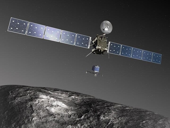 Δείτε ζωντανά την αποστολή οχήματος σε κομήτη (live)