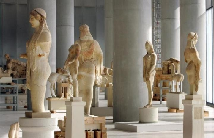 Αυξήθηκαν επισκέπτες και έσοδα στα μουσεία