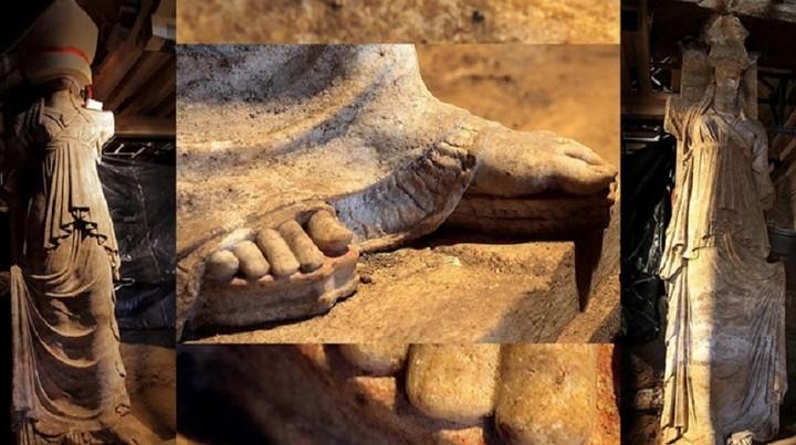 Βρέθηκε ο νεκρός της Αμφίπολης