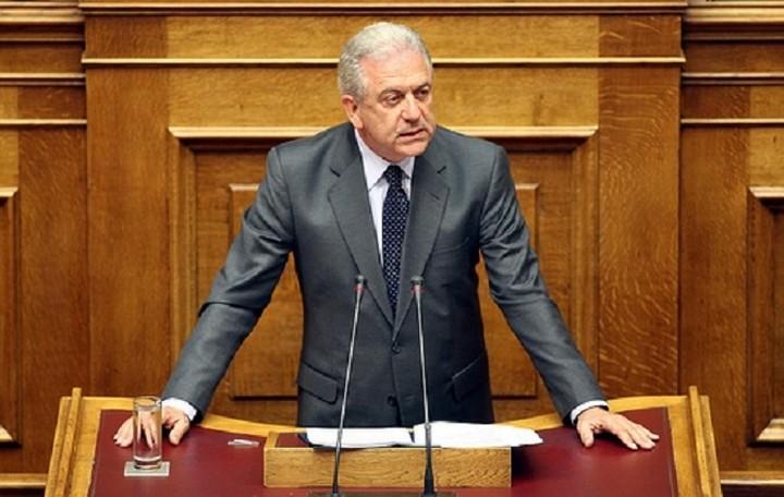 Αβραμόπουλος: «Ενίσχυση και περαιτέρω ανάπτυξη» των σχέσεων ΕΕ - ΗΠΑ