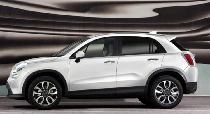 To νέο crossover Fiat 500X σε δικίνητες και τετρακίνητες εκδόσεις