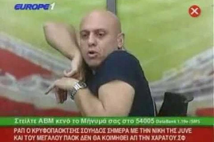 Τα σχόλια του Κωστή Ραπτόπουλου για το χθεσινό ματς της Εθνικής (ΒΙΝΤΕΟ)