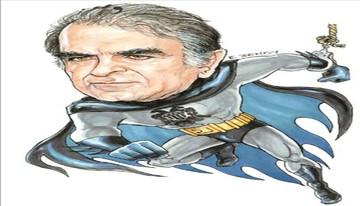 Ο θρυλικός Batman (Γ. Μπατατούδης) ξαναχτυπά!!!