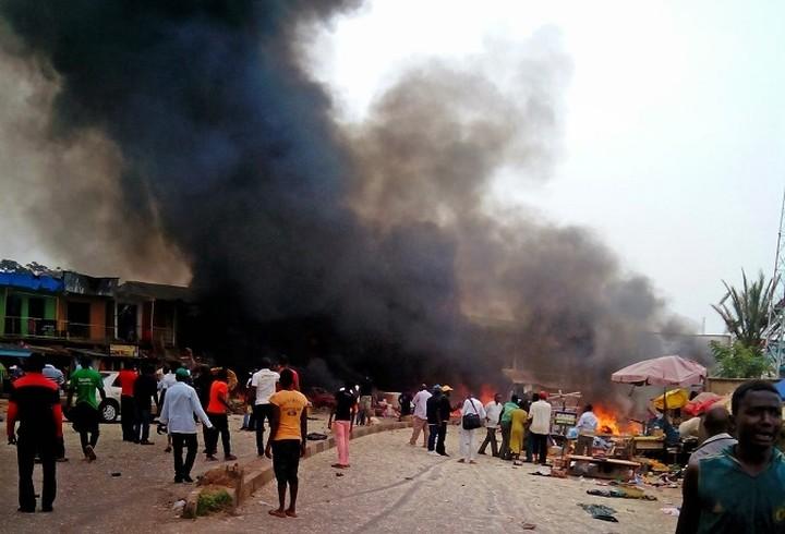 Νιγηρία: Τουλάχιστον 12 νεκροί από την επίθεση γυναίκας καμικάζι