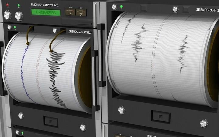 Διπλή σεισμική δόνηση στην Χαλκίδα