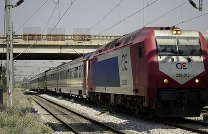 Σύγκρουση τρένων στο σταθμό Ρουφ