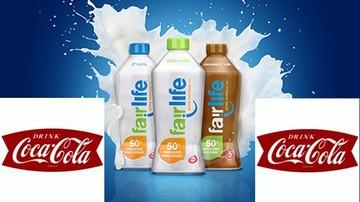 Έρχεται στην αγορά το γάλα… Coca Cola