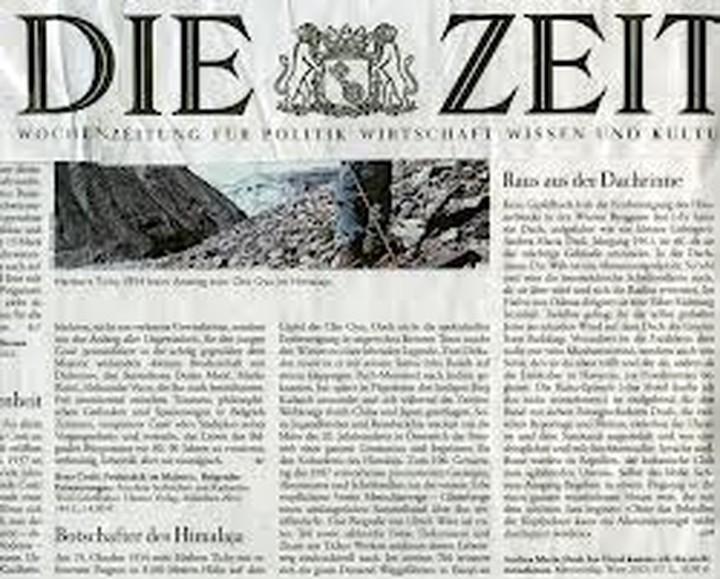 «Die Zeit»: «Τα σχέδια Τσίπρα απειλούν την παραμονή της Ελλάδας στο ευρώ»