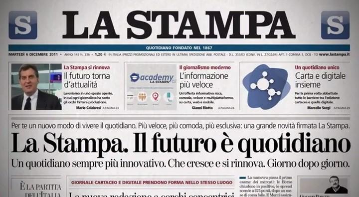 La Stampa: Προβλέπει «δύο εβδομάδες Παθών» στην Ελλάδα