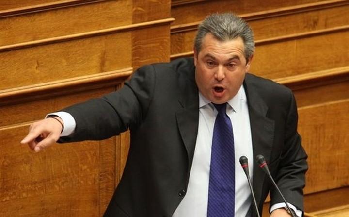 Ο Κωνσταντίνος Μητσοτάκης ζήτησε συνάντηση από τον Καμμένο