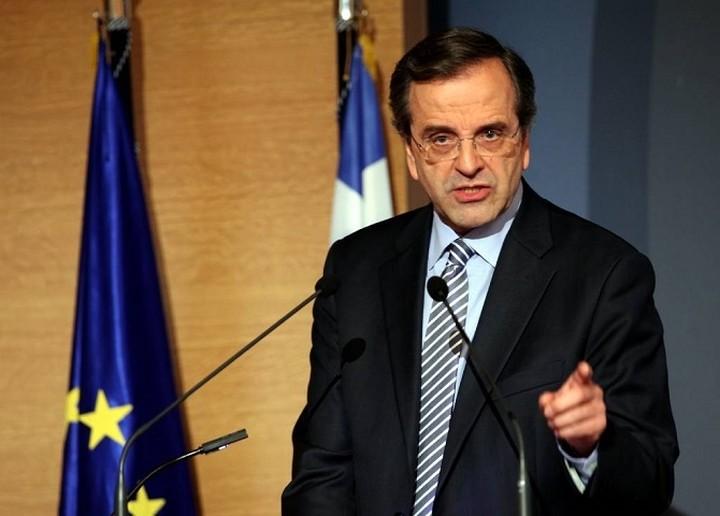 Σαμαράς: Το πακέτο Γιούνκερ σηματοδοτεί τη στροφή της ΕΕ στην ανάπτυξη