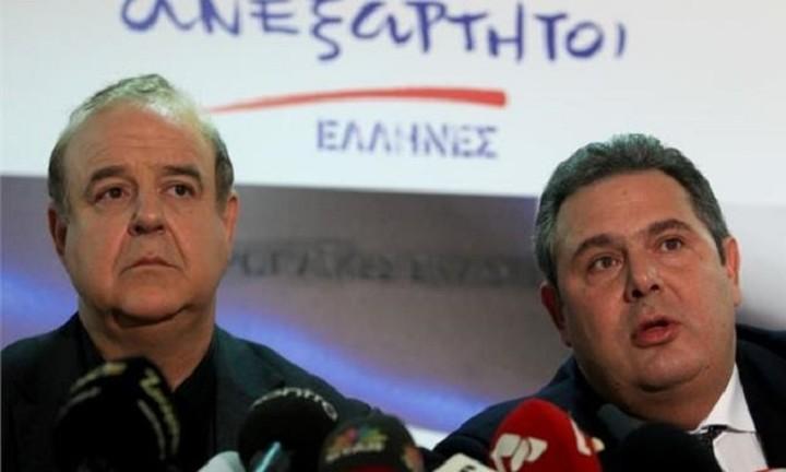 Tι απαντάει ο Γ. Αποστολόπουλος στις κατηγορίες περί χρηματισμού