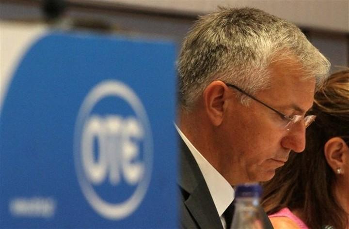 ΟΤΕ: Ψήφος εμπιστοσύνης στον Τσαμάζ μέχρι το 2018