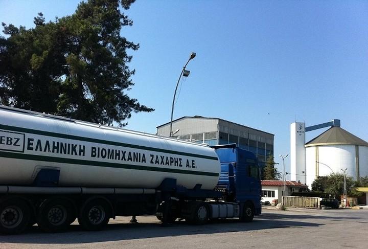 Ελληνική Βιομηχανία Ζάχαρης: Με τη νέα χρονιά η πληρωμή των τευτλοπαραγωγών