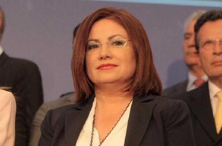 Και επίσημα εκπρόσωπος Τύπου της ΝΔ η Μαρία Σπυράκη