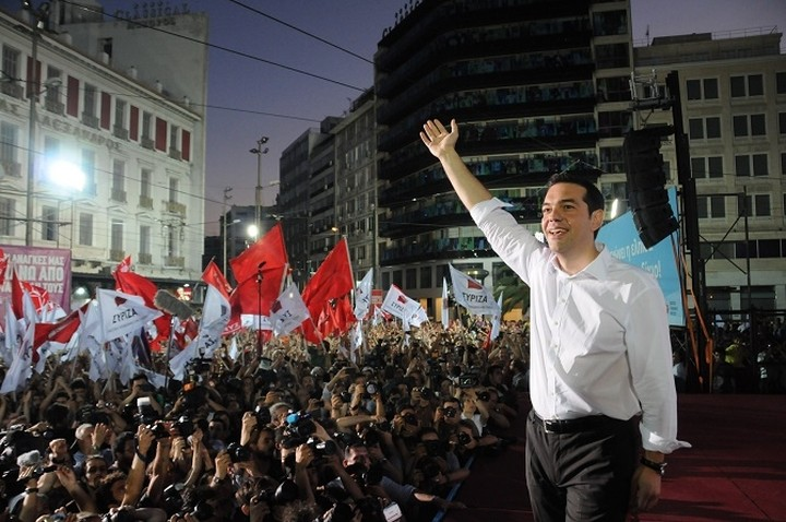 Societe Generale: Ο ΣΥΡΙΖΑ στην λίστα με τους 3 κινδύνους του 2015 για τις αγορές
