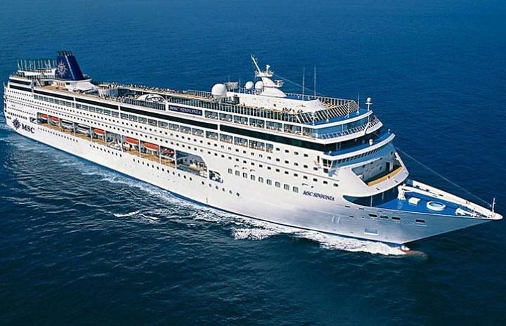 Αύριο στον Πειραιά το πρώτο κρουαζιερόπλοιο του νέου έτους