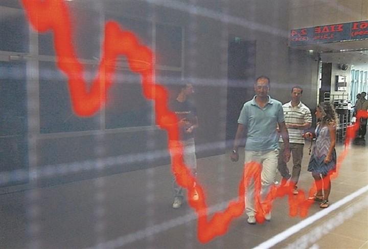 Αρνητικό «γύρισμα» στο χρηματιστήριο