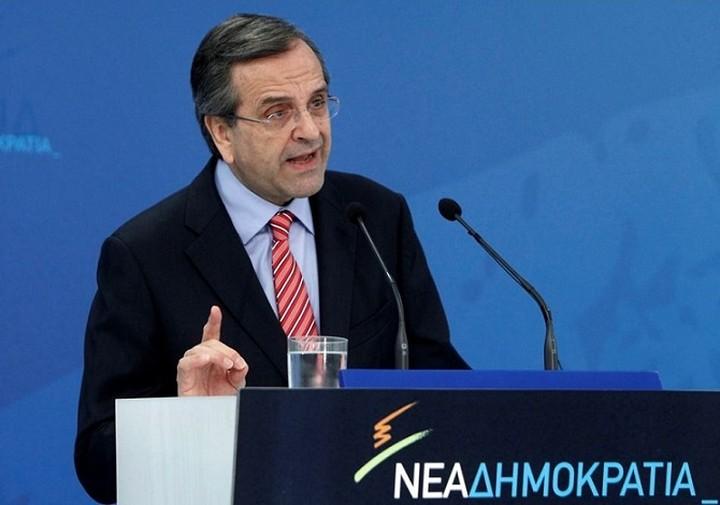 Επίθεση ΝΔ σε ΣΥΡΙΖΑ για τα όσα είπε στην Καλαμάτα