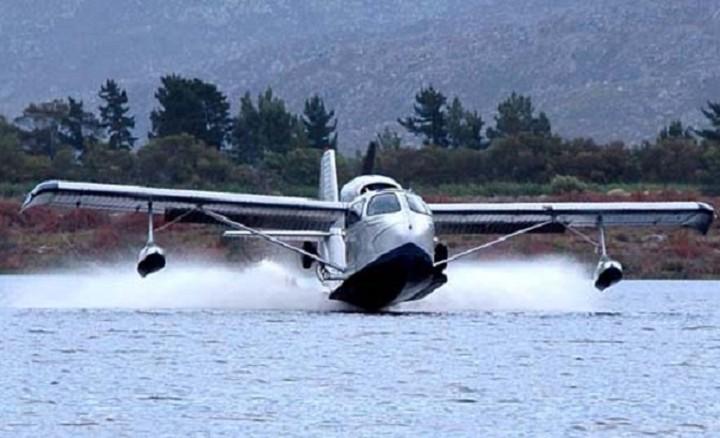 Έρχονται οι πρώτες πτήσεις υδροπλάνων μέσα στο 2015