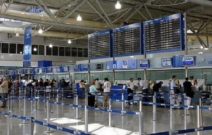 Ξεπέρασαν τα 43 εκατ. οι επιβάτες των ελληνικών αεροδρομίων το 11μηνο