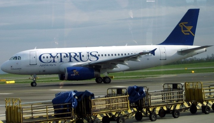 Πωλείται το λογότυπο και το εμπορικό σήμα του Κυπριακού Αερομεταφορέα