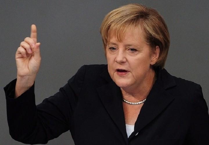 Μήνυμα Μέρκελ: Η ΕΚΤ πρέπει να αποφύγει να στείλει λάθος μηνύματα με το QE