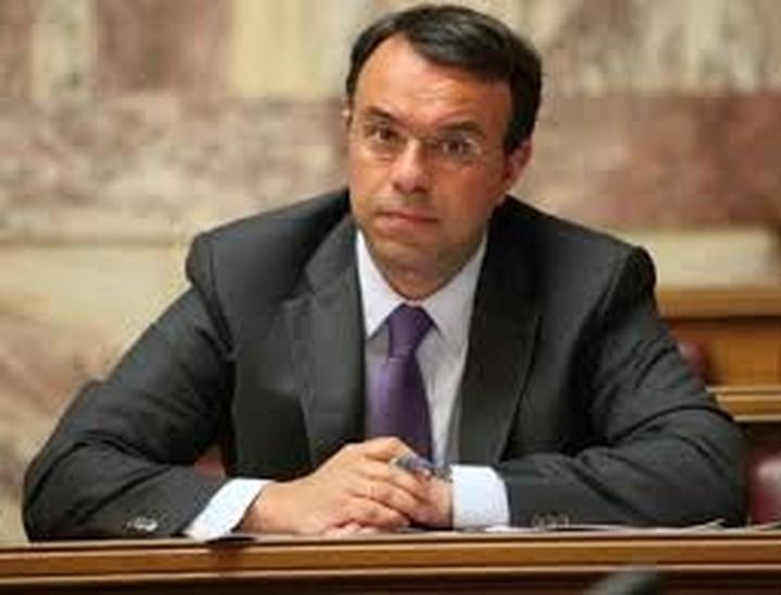 Σταϊκούρας: Σχεδόν βέβαιο ότι η Ελλάδα δεν θα αποκλειστεί από το QE της ΕΚΤ