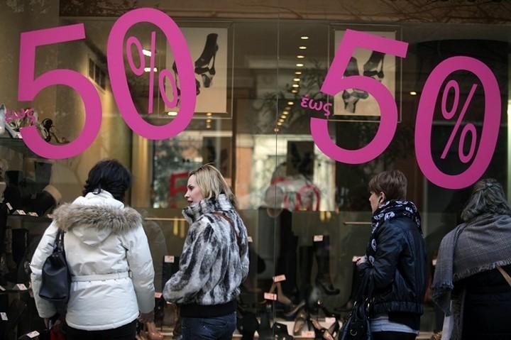 Χειμερινές εκπτώσεις 2015: Υποτονική η εμπορική κίνηση - Παγωμένοι οι καταναλωτές