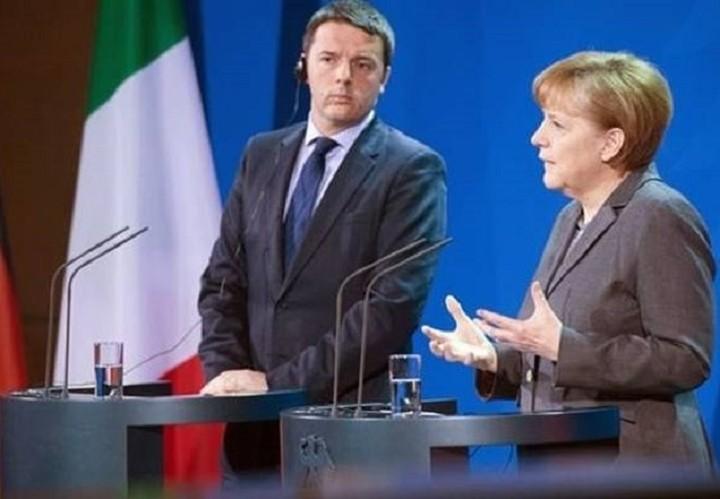 Ρέντσι - Μέρκελ για Ελλάδα: Θα συνεργαστούμε με όποια κυβέρνηση - Θα βρεθεί λύση