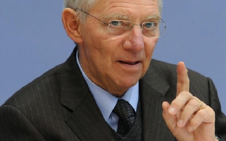 Wolfgang Schaeuble: «Μην παρερμηνεύετε τις αποφάσεις της ΕΚΤ»
