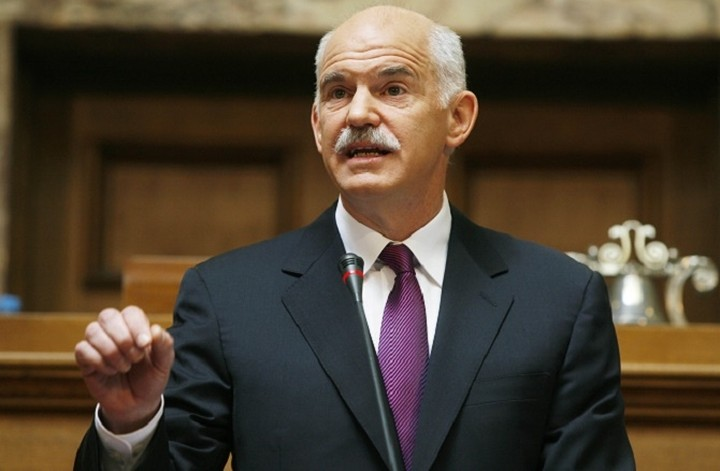 Γ. Παπανδρέου: «Aισιοδοξώ ότι θα μπούμε στη Βουλή - θα συνεχίσουμε τον αγώνα»
