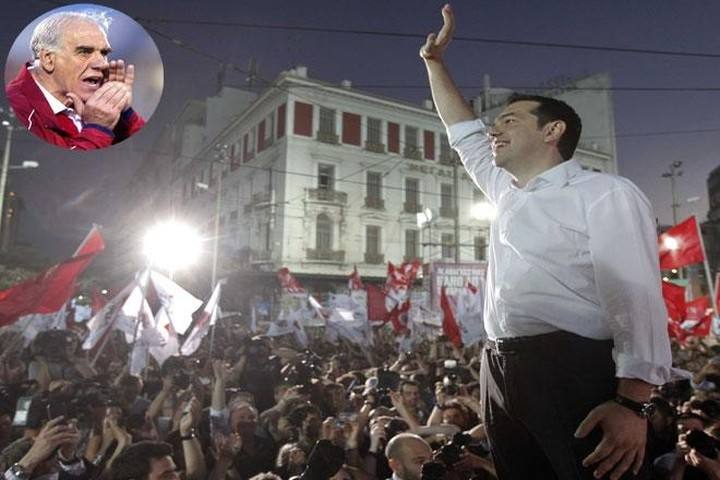 Ο Νίκος Αλέφαντος σχολιάζει το αποτέλεσμα των εκλογών