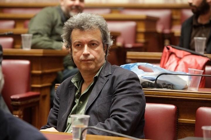 Αποχαιρετά την πολιτική ο Π. Τατσόπουλος