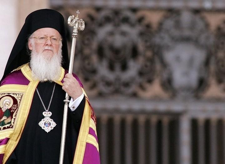 Συγχαρητήρια επιστολή στον Αλέξη Τσίπρα από τον Πατριάρχη Βαρθολομαίο