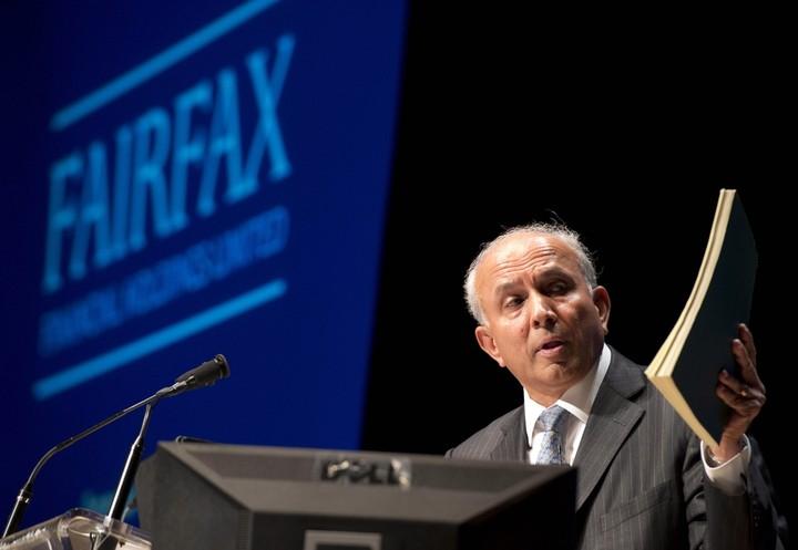 Τι είπε ο Δραγασάκης με τη Fairfax πίσω από τις κλειστές πόρτες