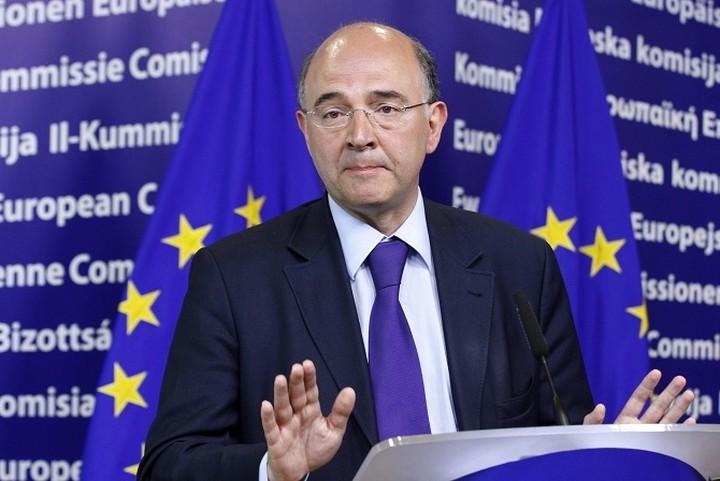 Μοσκοβισί: Λύση και όχι ρήξη επιθυμεί η Ευρωπαϊκή Επιτροπή