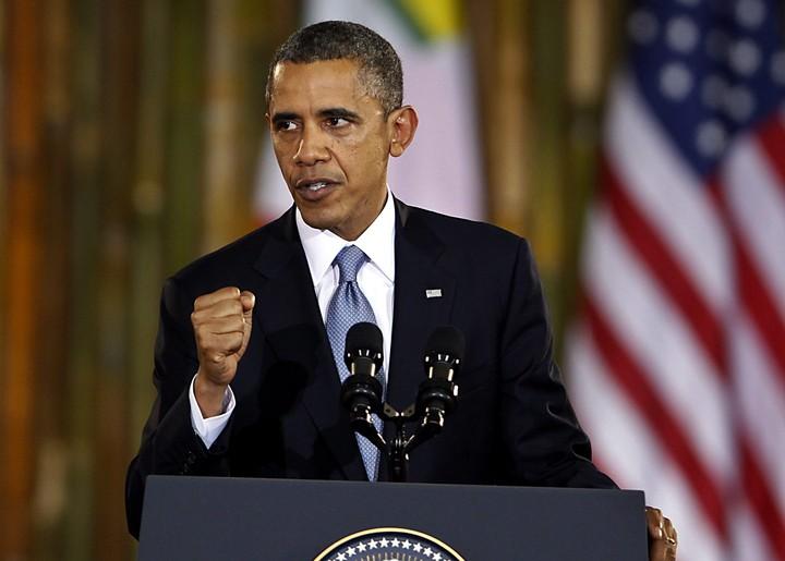 Ανοικτή στήριξη Ομπάμα στην Ελλάδα -δείτε το video