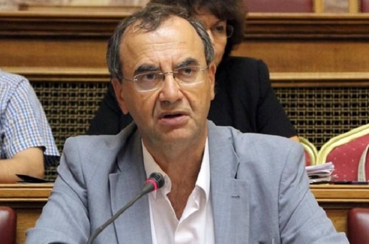 Στρατούλης: Δεν θα ισχύσει καμμία συμφωνία την τρόικας με την προηγούμενη κυβέρνηση