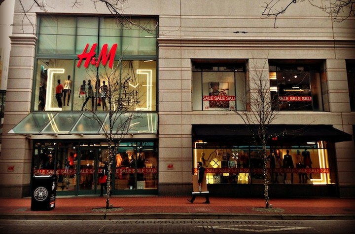 Με 29% τρέχουν οι πωλήσεις της H&M στην Ελλάδα